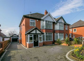 Thumbnail 3 bed semi-detached house for sale in Cedar Avenue, Horwich, Bolton