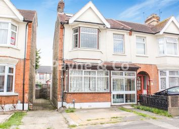 Thumbnail 5 bedroom end terrace house for sale in Cavenham Gardens, Ilford