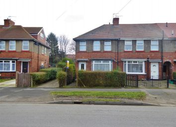 Thumbnail 2 bed semi-detached house for sale in Fourth Avenue, Burnholme, York