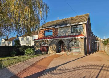 Thumbnail 4 bed detached house to rent in Danygraig Avenue, Newton, Porthcawl