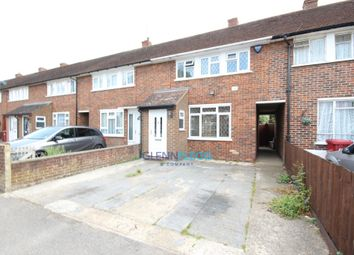 Thumbnail 3 bedroom terraced house to rent in Trelawney Avenue, Langley, Slough
