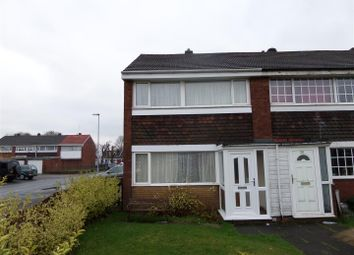 Thumbnail 3 bed semi-detached house to rent in Thistledown Avenue, Burntwood