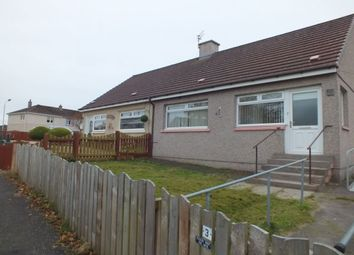 Thumbnail 1 bed bungalow to rent in Raewell Crescent, Bellshill