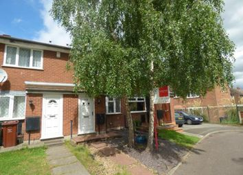 Thumbnail 2 bed terraced house for sale in Stapleford Close, Manchester, Greater Manchester