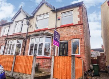 Thumbnail 3 bed semi-detached house for sale in Northway, Northwich