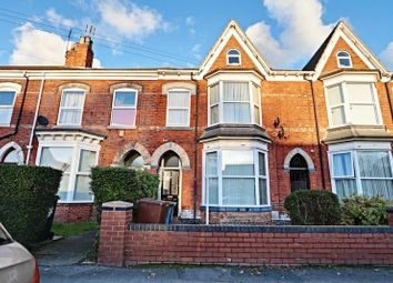 Thumbnail Terraced house for sale in Westcott Street, Hull