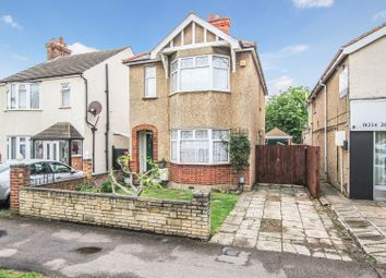 Thumbnail 3 bed detached house for sale in Harrowden Road, Bedford
