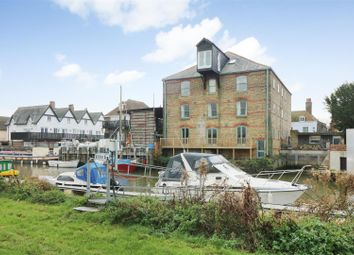 Thumbnail 3 bed flat for sale in Strand Street, Sandwich