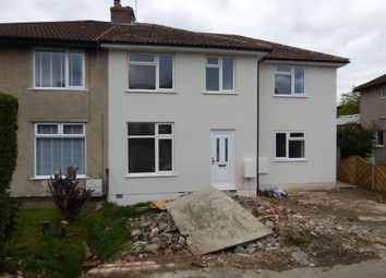 Thumbnail 2 bed terraced house to rent in Burley Grove, Mangotsfield, Bristol