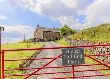 Thumbnail 3 bed farmhouse for sale in Park Road, Helmshore, Lancashire