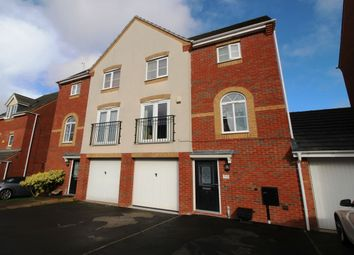 Thumbnail 3 bed property for sale in Passionflower Close, Bedworth