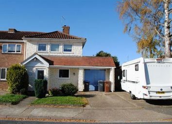 Thumbnail 2 bed end terrace house for sale in Chalcombe Road, Kingsthorpe, Northampton