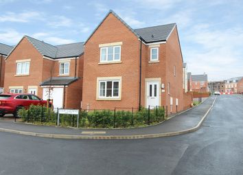 Thumbnail 3 bed detached house for sale in Tulip Gardens, Penrith, Cumbria