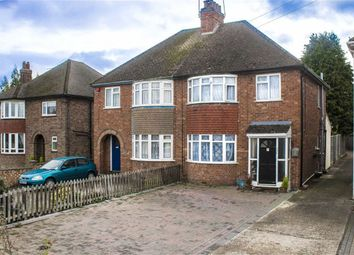 Thumbnail 3 bed semi-detached house for sale in Water Eaton Road, Blectchley, Milton Keynes, Bucks