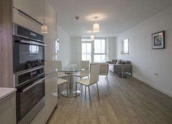 Thumbnail 2 bed flat to rent in Cable Walk, Greenwich