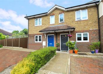 Thumbnail 3 bed terraced house for sale in Minstrels Close, Edenbridge
