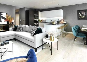 Thumbnail 2 bed flat for sale in Skyline Tower, Woodberry Down