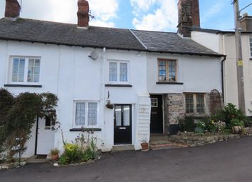 Thumbnail 2 bed terraced house to rent in Locks Cottages, The Square, North Molton