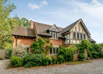 Thumbnail 4 bed detached house for sale in Forde Hall Lane, Tanworth-In-Arden, Solihull