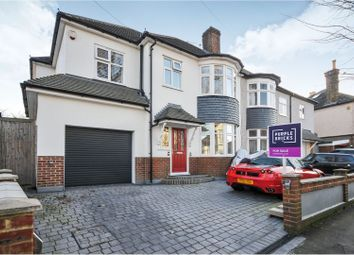 Thumbnail 4 bed semi-detached house for sale in Holligrave Road, Bromley