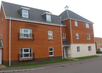 Thumbnail 2 bedroom flat to rent in Holystone Way, Carlton Colville, Lowestoft