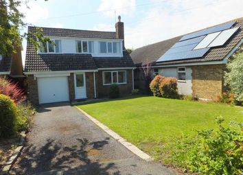Thumbnail 4 bed detached house to rent in The Meadow, Caistor, Market Rasen