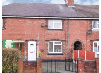 Thumbnail 2 bed terraced house for sale in Read Avenue, Stafford