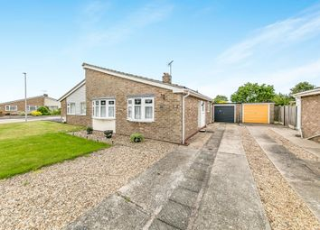Thumbnail 2 bed semi-detached bungalow for sale in Alfells Road, Elmstead, Colchester