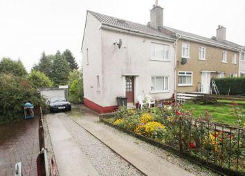 Thumbnail 2 bed end terrace house for sale in 72, Hillcrest Avenue, Paisley, Renfrewshire PA28Qr