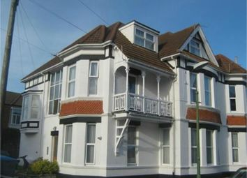 Thumbnail 1 bed flat to rent in Barons Court, Horace Road, Bournemouth, Dorset