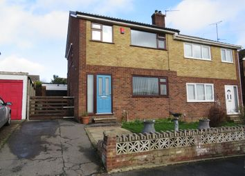3 bed semi-detached house for sale in Shelley Road, Wellingborough NN8