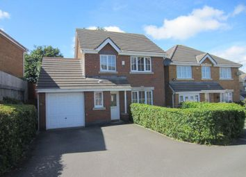 Thumbnail 3 bedroom detached house for sale in Murrel Close, Cardiff