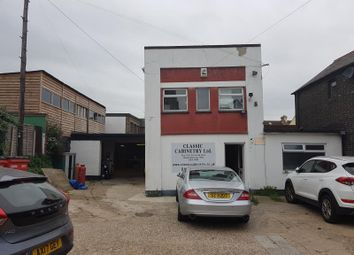 Thumbnail Industrial for sale in Unit, Rear Of 275, Victoria Avenue, Southend-On-Sea