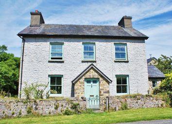 Thumbnail 4 bed detached house for sale in Gwynfe Road, Ffairfach, Llandeilo