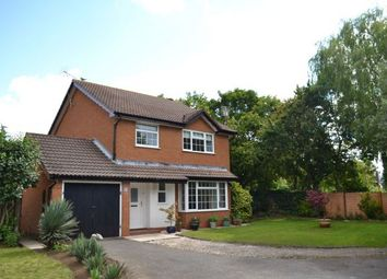 4 bed detached house for sale in Saffron Close, East Hunsbury, Northampton NN4