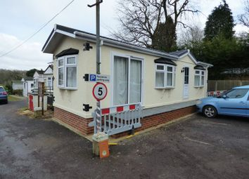 Thumbnail 1 bed mobile/park home for sale in Ashurst Drive, Tadworth
