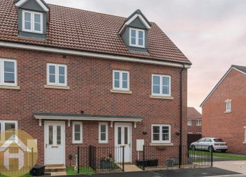 Thumbnail 4 bed end terrace house for sale in Buxton Way, Royal Wootton Bassett, Swindon