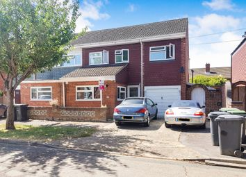 Thumbnail 4 bed semi-detached house for sale in Oakdene, Gosport