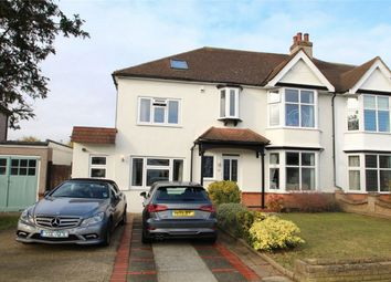 Thumbnail 6 bed semi-detached house for sale in Grosvenor Road, Petts Wood, Orpington, Kent