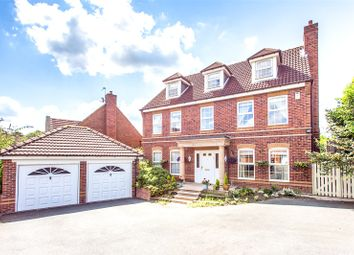 Thumbnail 6 bed detached house for sale in Stoneleigh Avenue, Moortown, Leeds, West Yorkshire