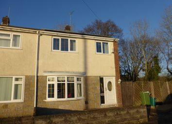 Thumbnail 3 bed semi-detached house for sale in St Annes Drive, Llantwit Fardre, Pontypridd