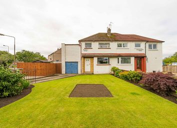 Thumbnail 4 bed semi-detached house for sale in 2 Broomhall Drive, Edinburgh