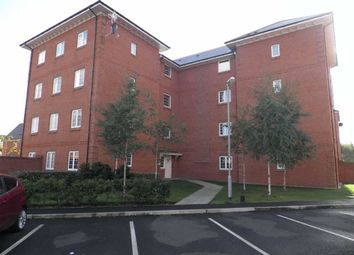 Thumbnail 2 bed flat to rent in Greenings Court, Carrington Park, Warrington, Cheshire