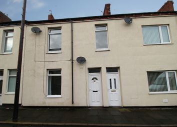 Thumbnail 4 bed flat for sale in Salisbury Street, Blyth, Northumberland