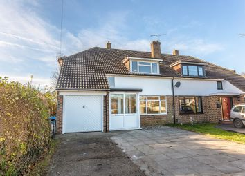 Thumbnail 4 bed semi-detached house for sale in Dorin Court, Landscape Road, Warlingham