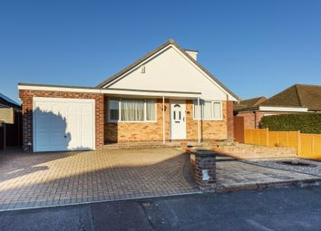 Thumbnail 4 bed detached bungalow for sale in Clayhill Crescent, Shaw, Newbury