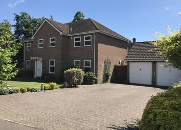 Thumbnail 5 bedroom detached house for sale in Locks Heath, Southampton, Hampshire