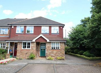 Thumbnail 2 bedroom end terrace house for sale in Duxberry Close, Bromley, Kent