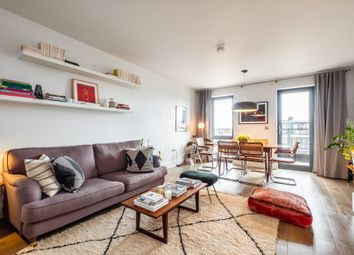 Thumbnail 2 bedroom flat for sale in The Textile Building, Hackney