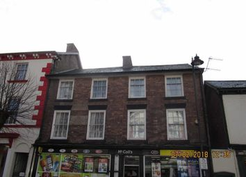 Thumbnail 2 bed maisonette for sale in 2 Maisonettes At London House, 33/34, Great Oak Street, Llanidloes, Powys